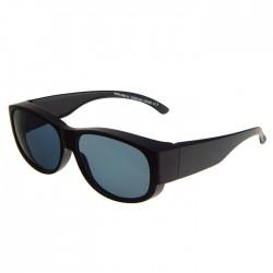 overzetbril-zwart